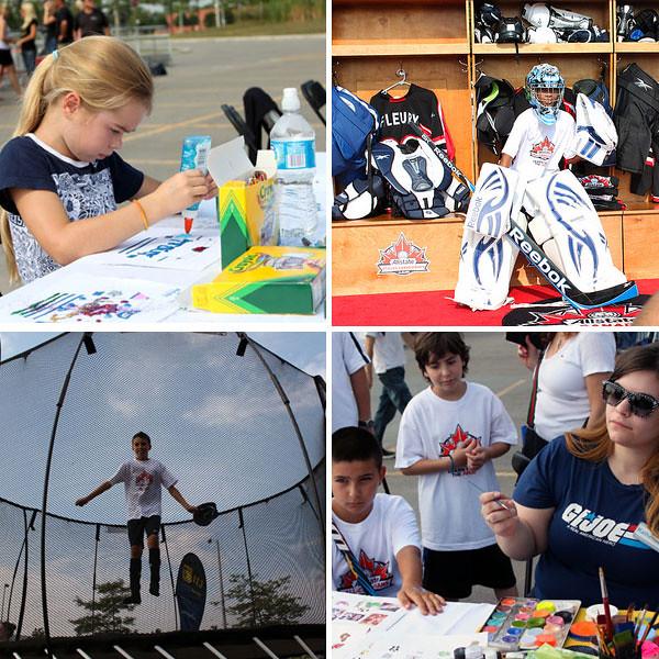 Allstate Ball Hockey Tournament Highlights