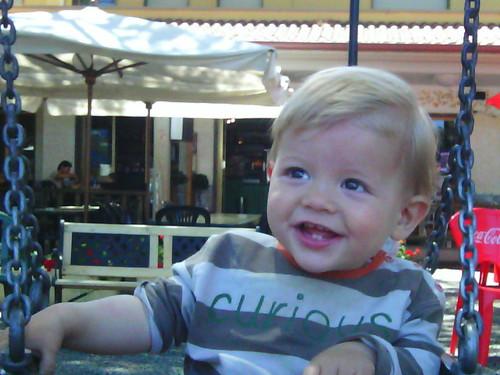 Sebastiaan in Marina di Bibbona