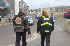 Legion Riders (mikeyB1966) Tags: west bay good dorset causes bikers bridport legion