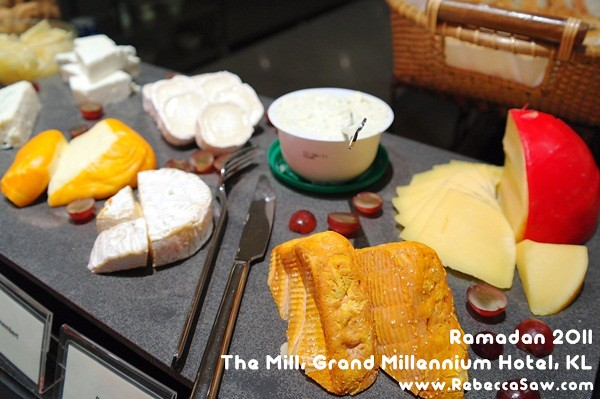 Ramadan buffet - The Mill, Grand Millennium Hotel-56