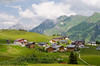 Oberlech (andreaskoeberl) Tags: mountains alps clouds austria nikon day village cloudy lech vorarlberg arlberg oberlech 35f18 d7000 nikond7000 nikon35 andreaskoeberl