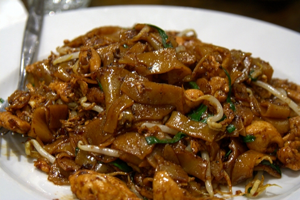 Char Koay Teow at Malacca Straits on Broadway