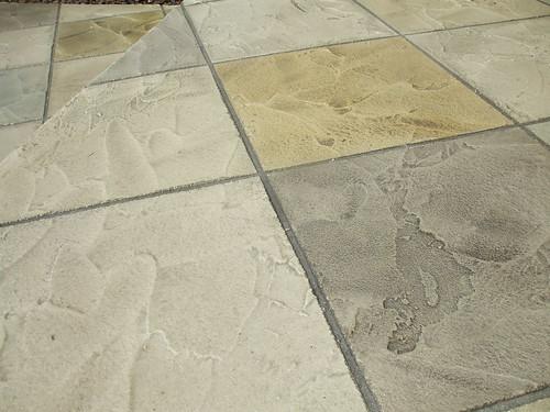 Venetian stone tile