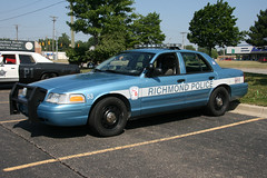 Richmond Michigan Police (RickM2007) Tags: fordcrownvictoria policeinterceptor richmondpolice fordpolicecar richmondpolicedepartment michigancop richmondmichiganpolice richmondcop michiganpolicemen