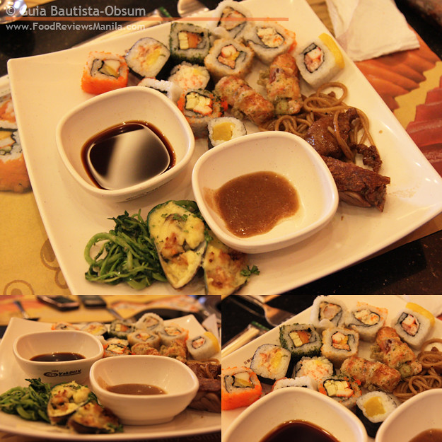 Yakimix food collage 2
