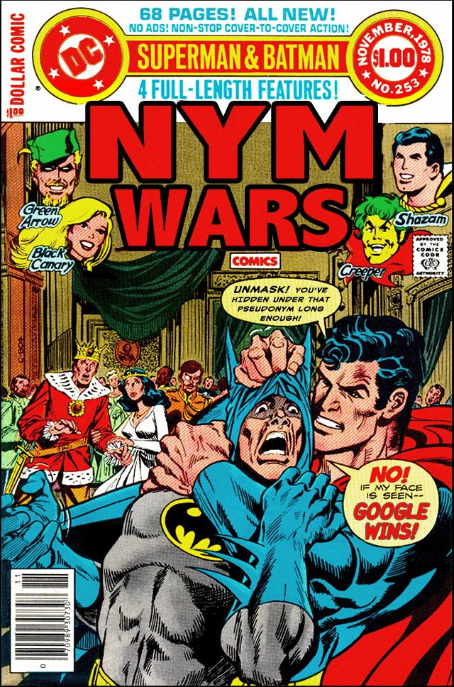 NYMWARS Comics 01 - Batman Unmasked