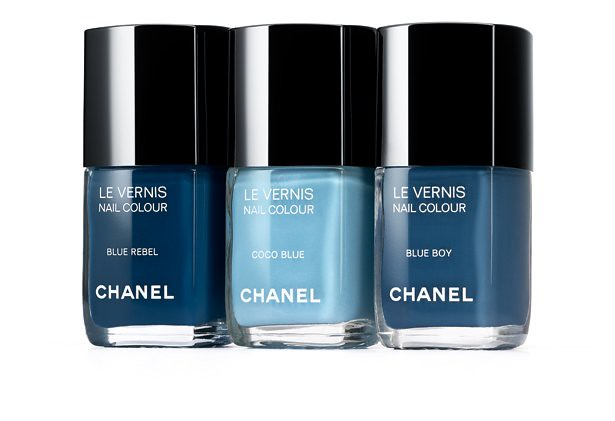 chanel fno blue