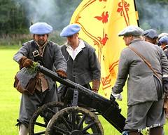 Stuff It! (day_sargent) Tags: history scotland battle battlefield reenactment selkirk livinghistory warfare scottishborders sealedknot philiphaugh