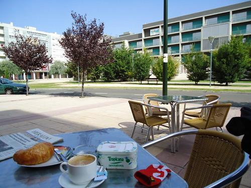 Zaragoza | Cafetería Félix | Vistas