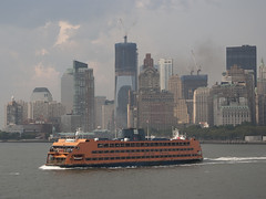 Staten Island Ferry (Demetrio1963) Tags: new york city nyc newyorkcity travel viaje usa manhattan unitedstatesofamerica worldtradecenter viajes getty bigapple statenislandferry gettyimages nuevayork demetrio estadosunidosdeamérica freedomtower
