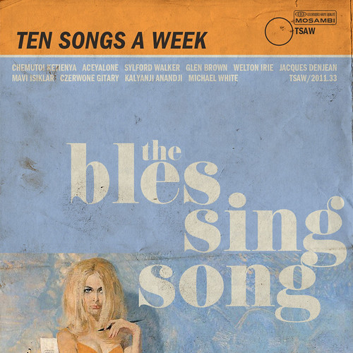 TSAW/2011.33 • The Blessing Song