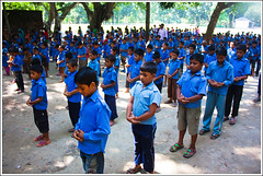 The petitioner of light (Sopnochora) Tags: blue school light canon eos education line blueshirt bangladesh primaryschool assembly lineup 500d schoolboys schoolassembly reciting primaryeducation holyquaran canoneos500d educationsystem schooldresses mdhuzzatulmursalin sopnochora