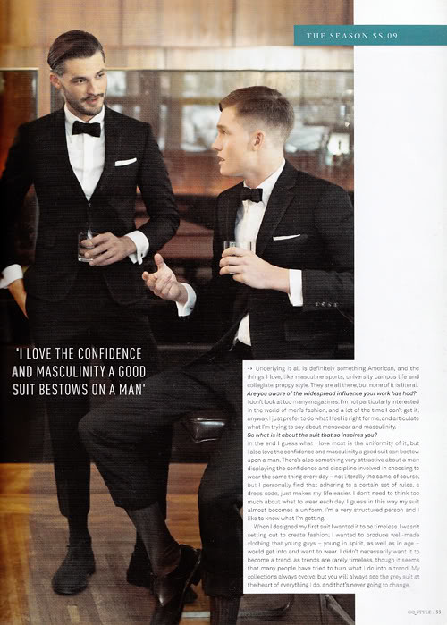 Subtle with socks and suede shoes, (via GQ Style) - 6045800760_808fcfe305_b.jpg