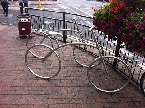 Great bike racks