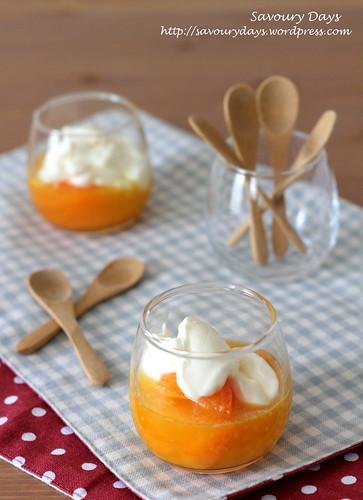Apricot compote 2