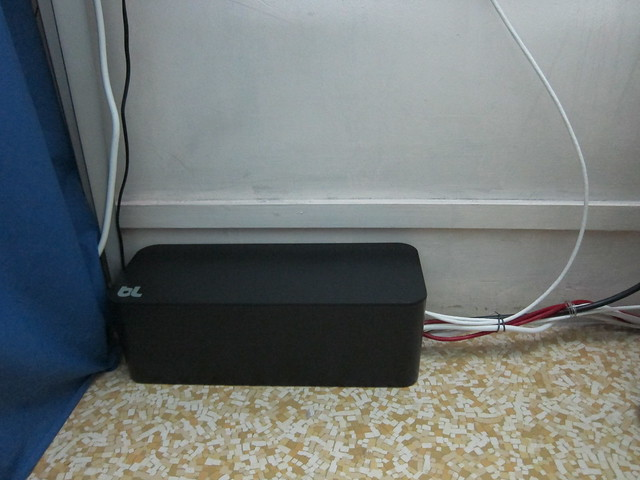 CableBox #4 (Room Power Strips)