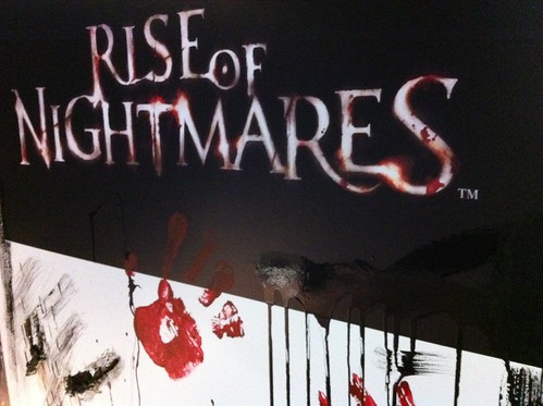 Rise of Nightmares Gamescom 2011