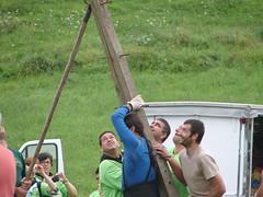 Nuestra Seora. 15 de agosto de 2011 (sanmartindeborines) Tags: de san fiesta martin asturias roque ramu nuestra seora asturies prao piloa prau borines