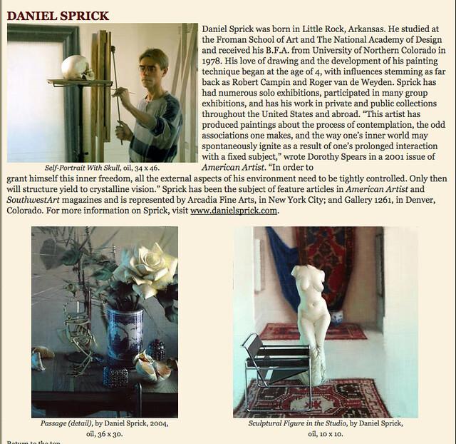 Sprick - wwm profile