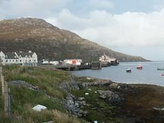 2002-08-18 100 MV Isle of Arran, Loch Baghasdail (martyn jenkins) Tags: ferry westernisles calmac southuist outerhebrides lochboisdale mvisleofarran