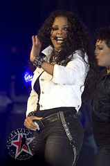Janet Jackson - The Fox Theater - Detroit, MI - Aug 16th 2011