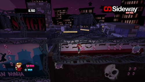 Sideway: New York for PS3