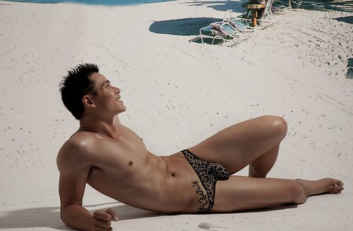 Ngo Tien Doan sexy in ThaiLand - Mr International 2008