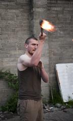 _DSC7454 (Dara Robinson) Tags: ireland wild dublin fire geese nikon bell martial arts kettle whip robinson dara breathing d700