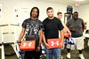 Torrey Smith Foundation Youth Equipment Giveaway 2011
