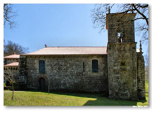 Igreja românica de Fiães (vista Norte) by VRfoto