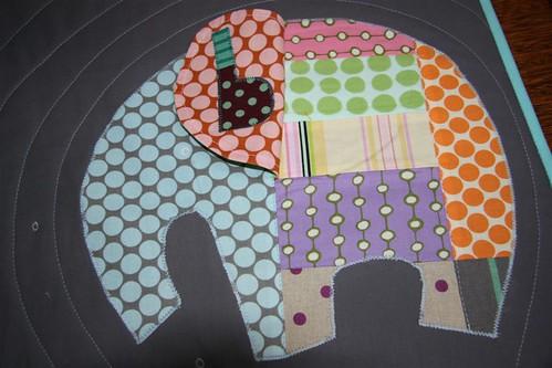 Little prince quilt 04