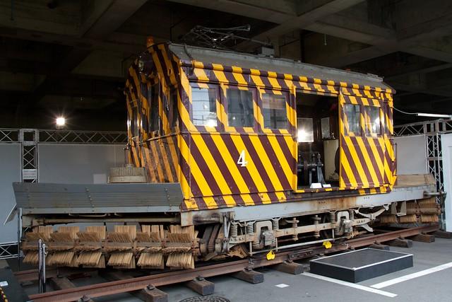 函館市電 ササラ電車