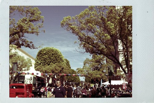 Uptown Whittier Car Show
