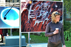 Fascinated by the Earth From Above Exhibition (Steve Taylor (Photography)) Tags: newzealand christchurch foto photographer photos outdoor canterbury exhibition photographs ave nz southisland avenue yann rolleston arthusbertrand earthfromabove
