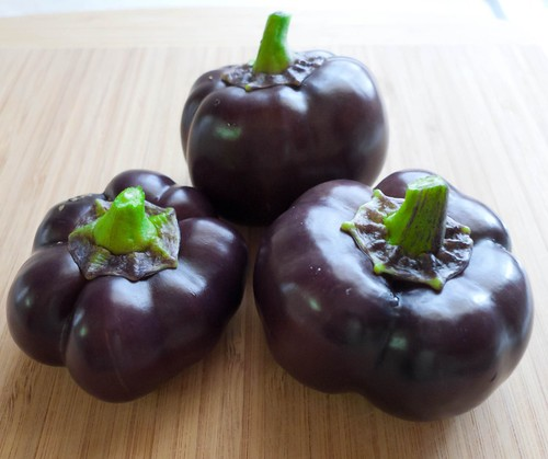 Pinot Noir Peppers