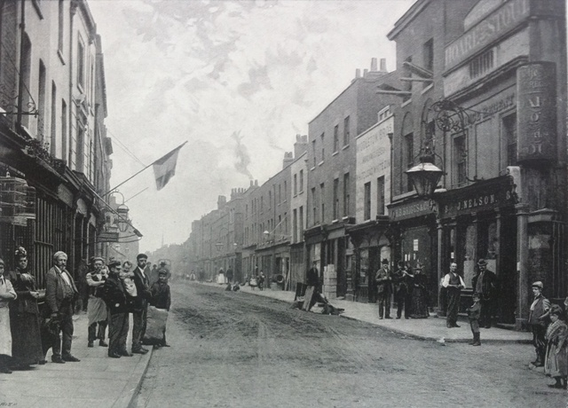 Ratcliffe Highway in the 19th Century