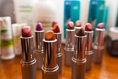 Lipsticks (*Solveig H.) Tags: summer art iceland all things kind lipstick ísland lipsticks volare valdís dekur varalitur