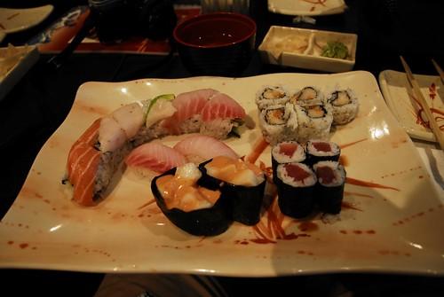 Mmmm, Sushi!
