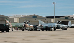 "QF-4 Phantoms (rcsadvmedia) Tags: by christian phantom usaf f4phantom fighterjet ""photo shepherd"" airforcejet targetdrone 82ndaerialtargetssquadron qf4phantomii ""photograph"