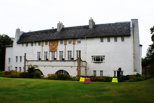 House for Art Lover by Rennie Mackintosh