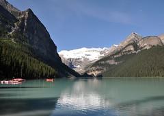 Lake Louise (bordercollieboy) Tags: mountains rockymountains banffnationalpark canadianrockies