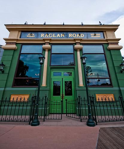 Raglan Road by DisHippy