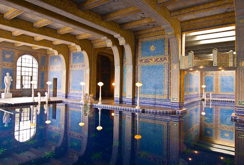Day 232/365: The Roman Pool at Hearst Castle