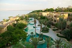 Dead Sea (cranjam) Tags: sea pool hotel mare middleeast piscina jordan swimmingpool saltlake deadsea mediooriente kempinski giordania lazyriver marmorto lagosalato hypersalinelake kempinskihotelishtar