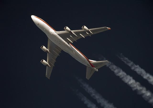Kalitta Air B744 N745CK @ 11979 m