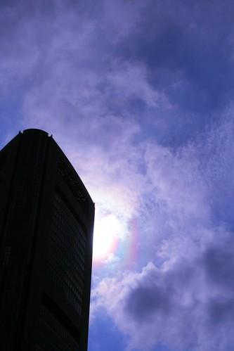 空と影/sky&shadow