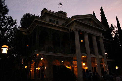 Haunted Mansion by Loren Javier