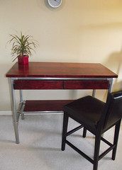Elegant Kee Klamp Work Bench with Drawers