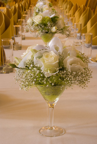 Rose wedding centerpieces canada wedding centerpieces wedding champagne romance wedding centerpiece junglespirit Images