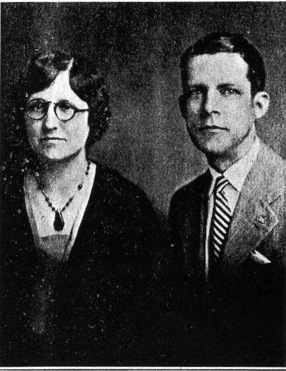 James Paul Stalls, Sr and Evelyn Mozelle Fitzgerald